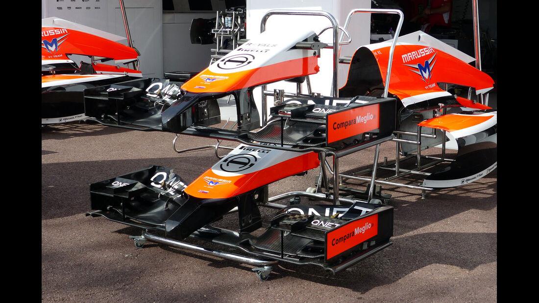 Marussia - Formel 1 - GP Monaco - 21. Mai 2014