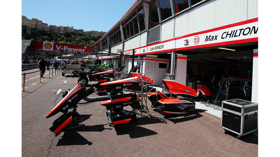 Marussia - Formel 1 - GP Monaco - 22. Mai 2013