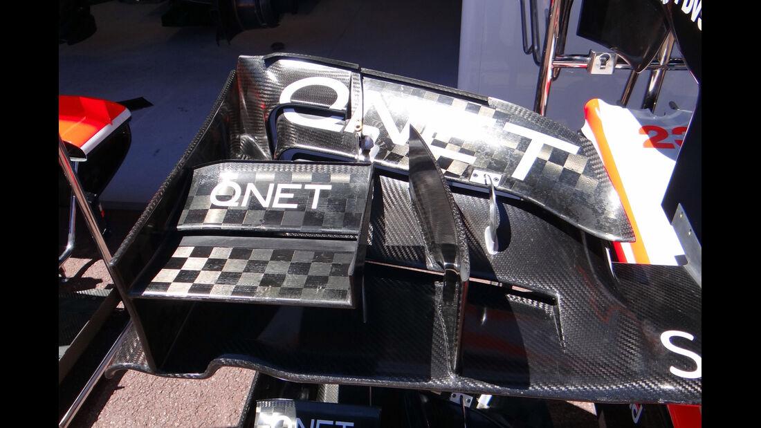 Marussia - Formel 1 - GP Monaco - 23. Mai 2013