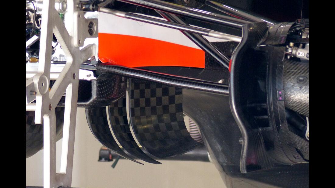 Marussia - Formel 1 - GP Russland - Sochi - 9. Oktober 2014