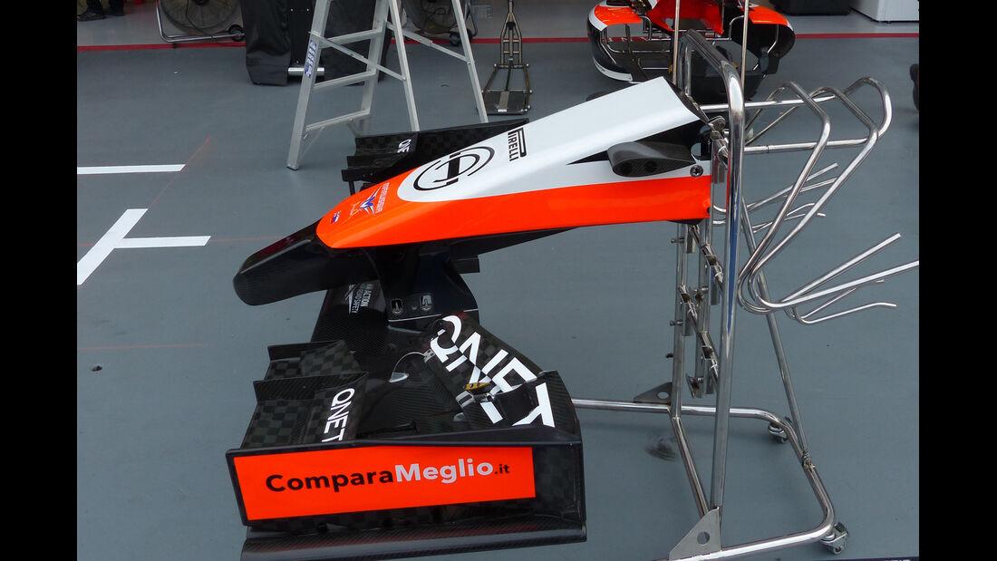 Marussia - Formel 1 - GP Singapur - 17. September 2014