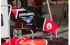 Marussia - Formel 1 - GP Singapur - 20. September 2012