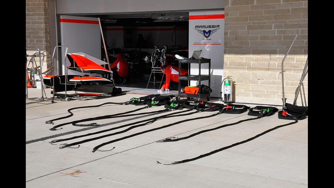 Marussia - Formel 1 - GP USA - Austin - 13. November 2013