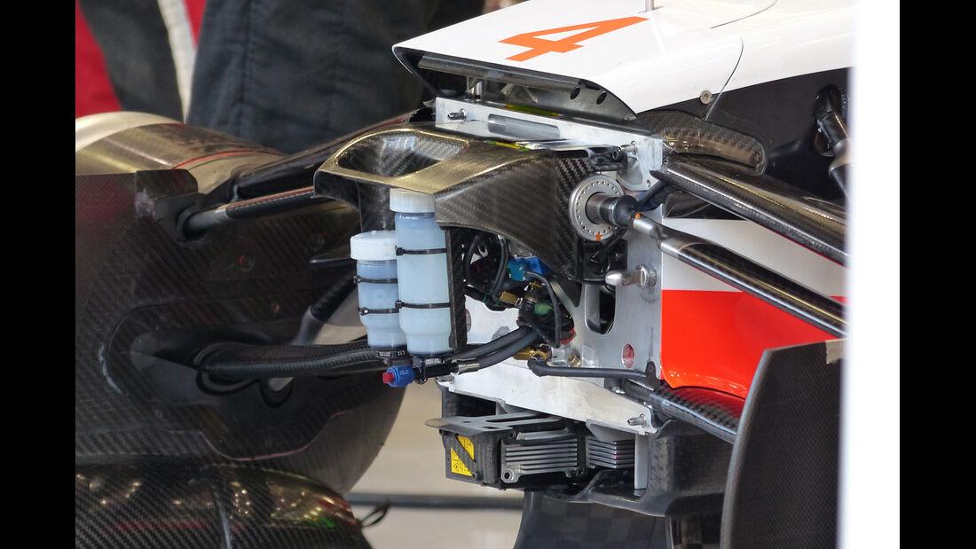 Marussia - Formel 1 - Test - Bahrain - 20. Februar 2014