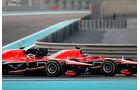 Marussia - GP Abu Dhabi 2013