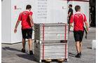 Marussia - GP Abu Dhabi 2014