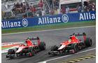 Marussia - GP Italien 2013