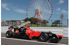 Marussia GP Japan 2012