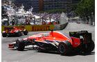 Marussia GP Monaco 2013
