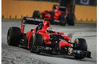 Marussia GP Singapur 2012