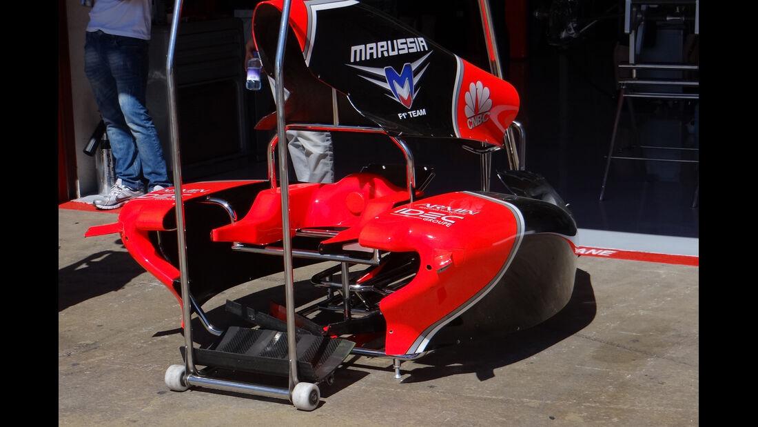Marussia - GP Spanien - 10. Mai 2012