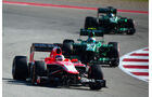 Marussia - GP USA 2013
