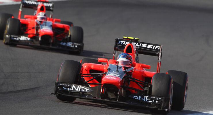 Marussia Glock Pic GP Korea 2012