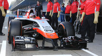 Marussia MR03 - Technik-Analyse - F1 2014
