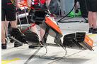 Marussia - Technik - GP Malaysia 2014