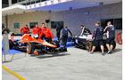 Marussia & Williams - Formel 1 - GP USA - 14. November 2013