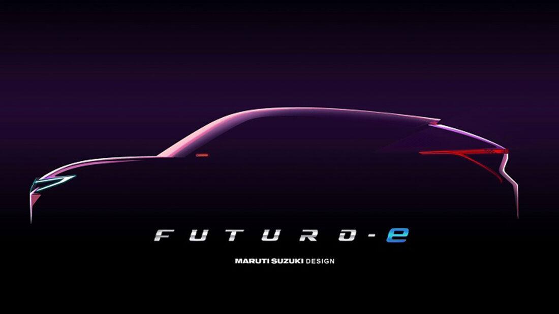 Maruti Concept Futuro-e