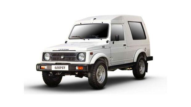 Maruti Suzuki Gipsy