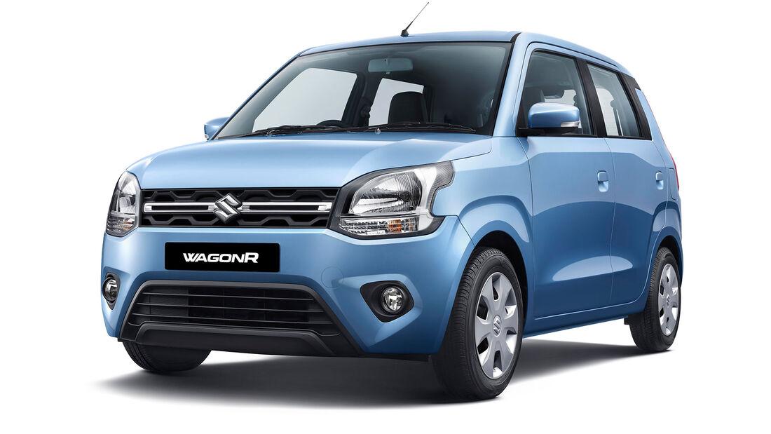 Maruti Suzuki Wagon-R