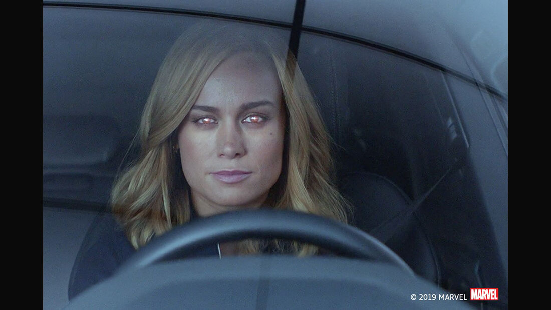 Marvel Avengers Endgame Audi e-tron