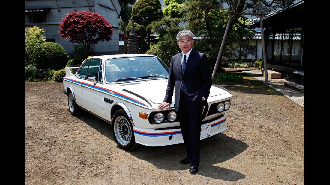 Masakuni Hosobuchi BMW 3.0 CSL