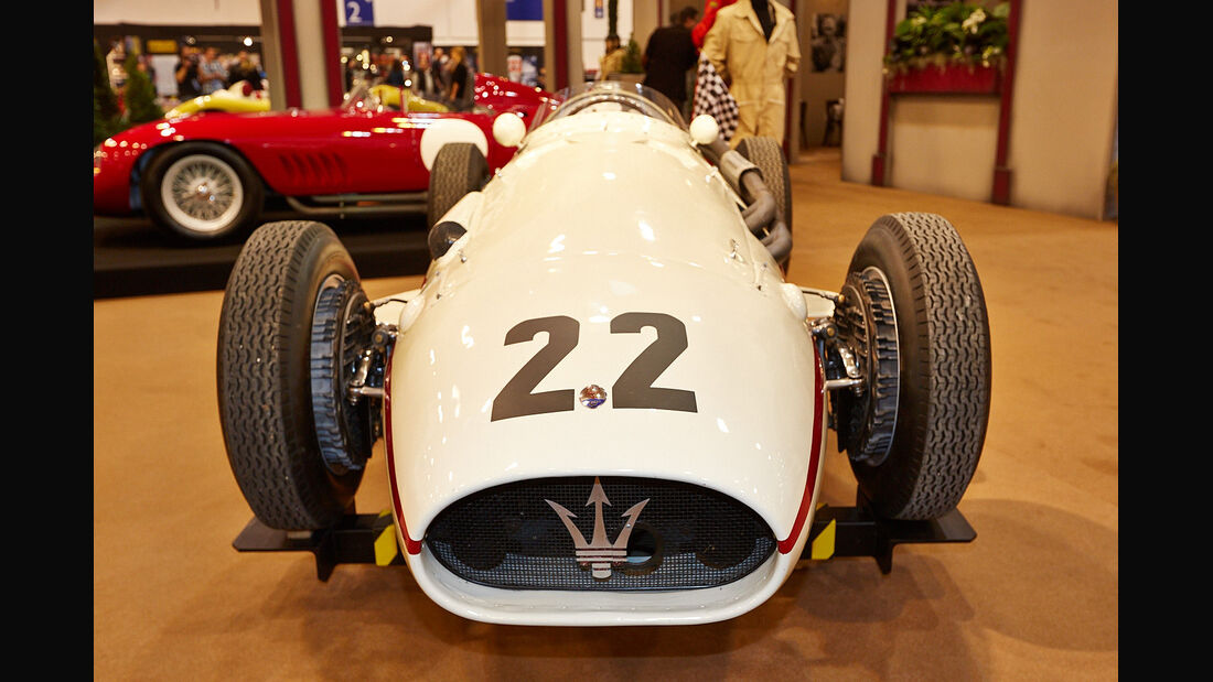 Maserati 250F