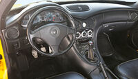 Maserati 3200 GT, Cockpit