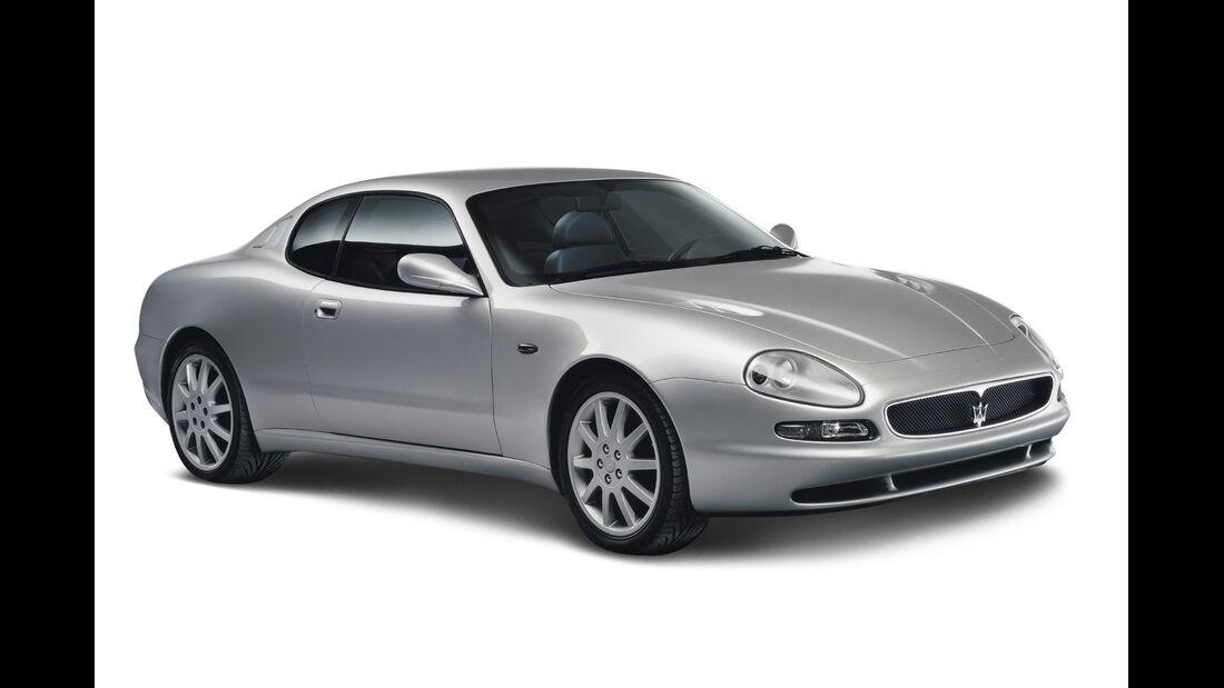 Maserati 3200 GT, Frontansicht