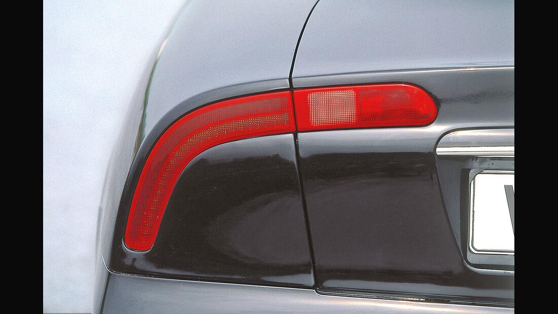 Maserati 3200 GT, Heckleuchte