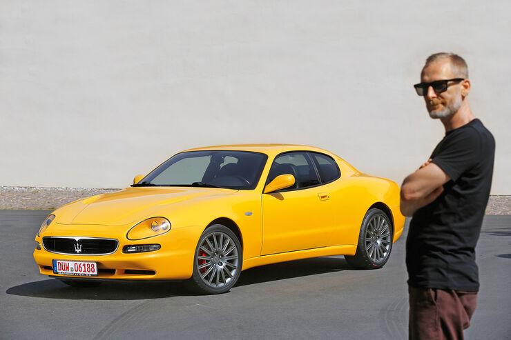 Maserati 3200 GT, Michael Orth