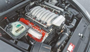 Maserati 3200 GT, Motor