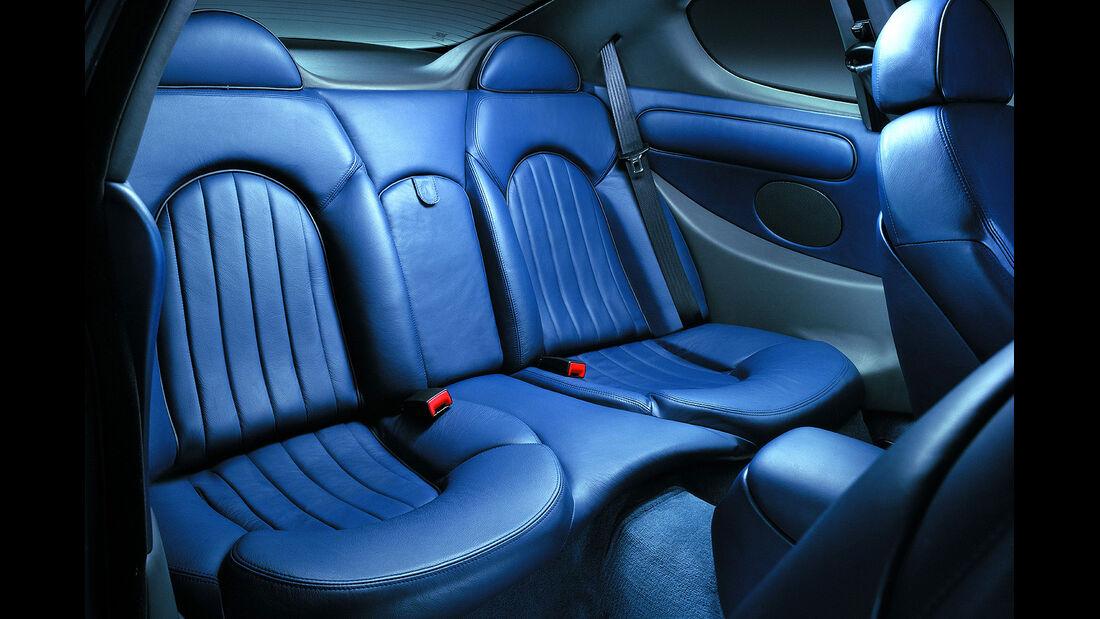Maserati 3200 GT, Seitenansicht
