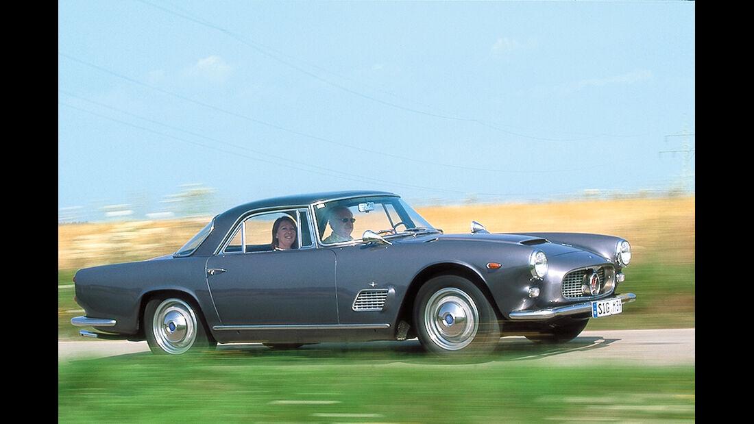 Maserati 3500 GT & GTI