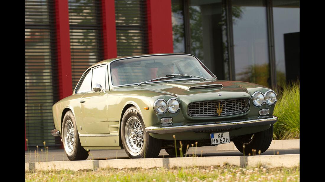 Maserati 3500 GTI S Sebring, Frontansicht