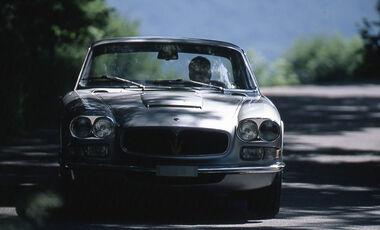 Maserati 4000 GTI Sebring - Frontansicht