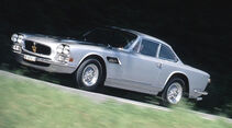Maserati 4000 GTI Sebring in Fahrt