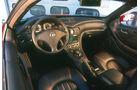 Maserati 4200 GT, Cockpit