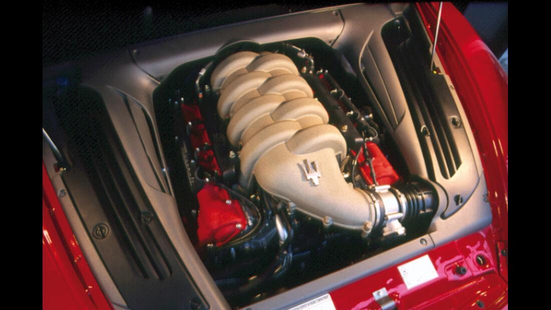 Maserati 4200 GT, Motor