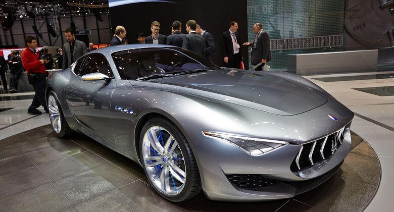 Maserati News Auto Motor Und Sport