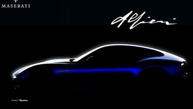 Maserati Alfieri Teaser