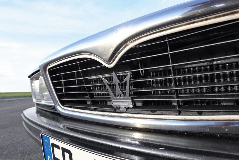 Maserati Biturbo 228, Kühler