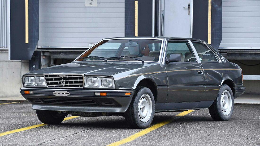Maserati Biturbo E (1984)