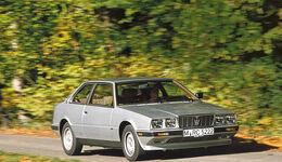 Maserati Biturbo, Frontansicht