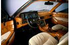Maserati Biturbo, Interieur