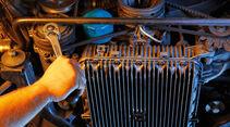 Maserati Biturbo, Motor, Keilriemen