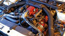 Maserati Biturbo, Motor