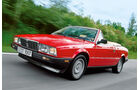 Maserati Biturbo Spyder, Seitenansicht