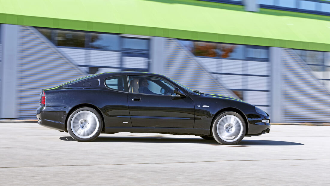 Maserati Coupé Cambiocorsa, Exterieur