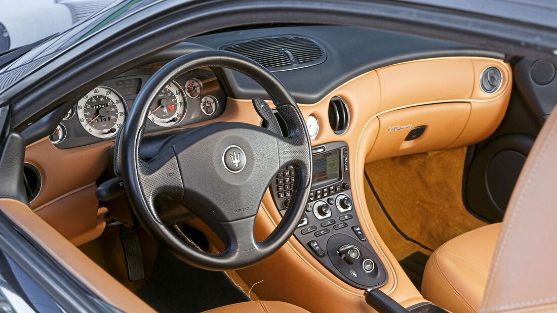 Maserati Coupé Cambiocorsa, Interieur