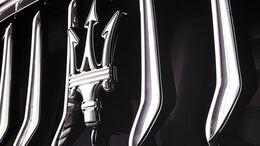Maserati Dreizack Logo